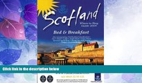 Big Deals  Scotland: Where to Stay Guide: Bed   Breakfast (AA Scottish Tourist Board Accommodation