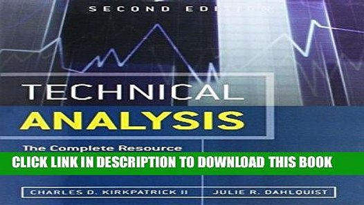 [PDF] Technical Analysis: The Complete Resource for