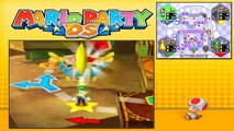 Mario Party DS - Story Mode - Part 27 - Kameks Library (1/2) (Toad) [NDS]