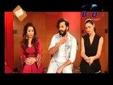 Riteish Deshmukh, Nargis Fakhri and Krishika Lulla OpenTheir Hearts With Banjo - Starstop