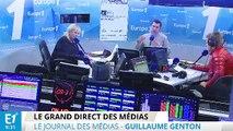 Nicolas Domenach répond aux équipes de Quotidien