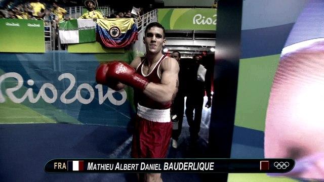 Clip JO Rio 2016 - Boxe - Team solide (France TV)