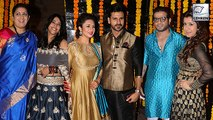 TV Celebs At Ekta Kapoor's DIWALI Party | Divyanka Tripathi | Sriti Jha | Smriti Irani