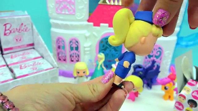 Full Box Funko Mystery Mini Surprise Barbie Doll Blind Bag Boxes - Cookieswirlc Video(360p)