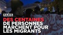 Manifestation de soutien aux migrants à Paris : que s'est-il passé ?
