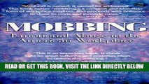 [PDF] Mobbing: Emotional Abuse in the American Workplace Full Collection