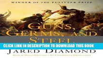 Read Now Guns, Germs and Steel: The Fate of Human Societies PDF Online