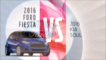 2016 Ford Fiesta vs 2016 Kia Soul Columbia SC | Best New Car Dealer Columbia SC