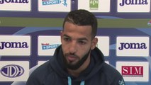 Avant Laval - HAC, interview d'Issam Chebake
