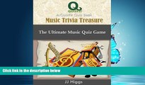 FREE DOWNLOAD  Music Trivia Treasure: The Ultimate Music Quiz Game (QuizFit Trivia Games, Quiz