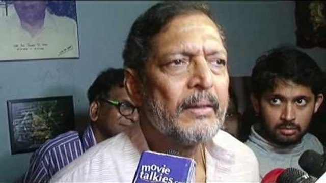 Nana Patekar opens about cinema, actors, upcoming films and piracy | Full Interview