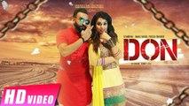 Don The Trailer HD Video Song Mani Singh Feat Bhinda Aujla 2016 Latest Punjabi Songs