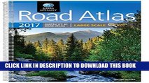 Read Now Rand McNally 2017 Large Scale Road Atlas (Rand Mcnally Large Scale Road Atlas USA)