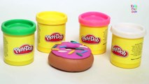 Play Doh Donut | Donuts | Learn Play Doh Donuts | Kids Play Doh
