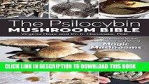 Ebook The Psilocybin Mushroom Bible: The Definitive Guide to Growing and Using Magic Mushrooms