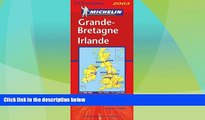 Big Deals  Michelin Great Britain   Ireland Map  Best Seller Books Most Wanted