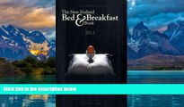 Books to Read  New Zealand Bed   Breakfast Book, 2011 (New Zealand Bed and Breakfast Book)  Full