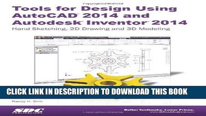 PDF] Tools for Design Using AutoCAD 2014 and Autodesk