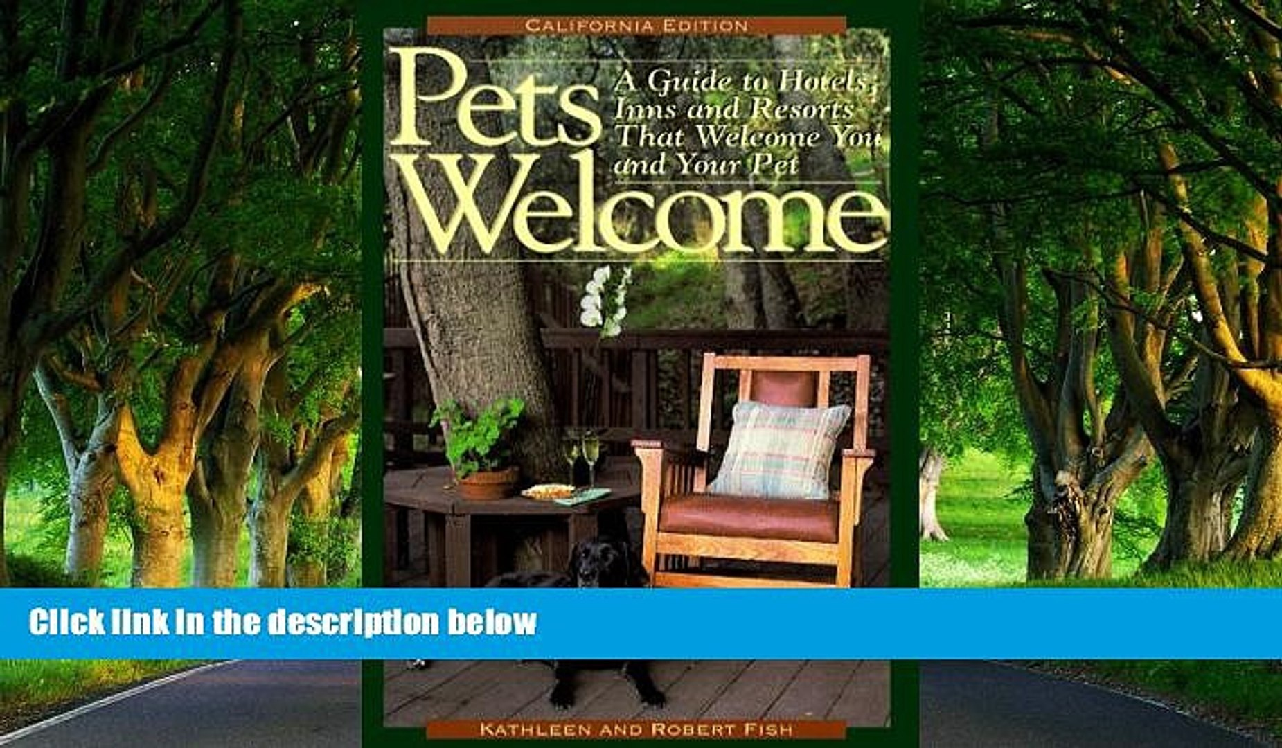 Big Deals  Pets Welcome : A Guide to Hotels, Inns and Resorts That Welcome You and Your Pet: