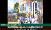 Books to Read  France Bed and Breakfasts: Exceptional Places to Stay   Itineraries  Best Seller