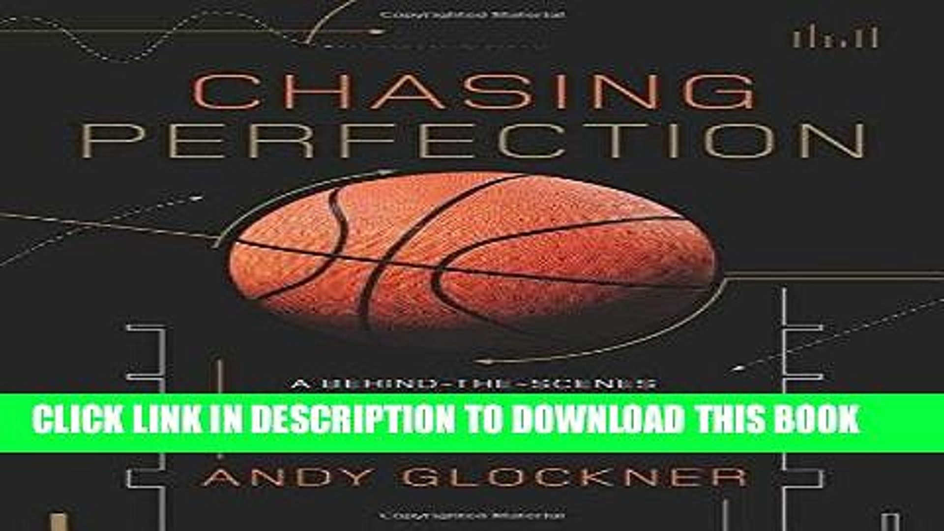 Ebook Chasing Perfection: A Behind-the-Scenes Look at the High-Stakes Game of Creating an NBA