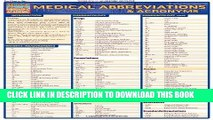 Ebook Medical Abbreviations   Acronyms (Quickstudy: Academic) Free Read