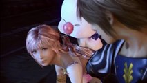 FINAL FANTASY 13-2 (HD) SEXY SERAH BEACHWEAR (72) FINAL BATTLES - CHAOS BAHAMUT & CAIUS BALLAD (1ST)
