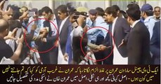 Samaa news put wrong allegation all day on Imran Khan, Actually Imran Khan helped the poor man in SC
