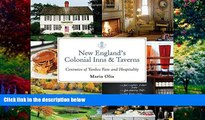 Books to Read  New England s Colonial Inns   Taverns: Centuries of Yankee Fare and Hospitality