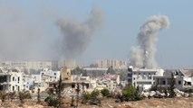 Al menos 15 muertos en la contraofensiva de los rebeldes sirios en Alepo