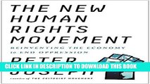 [PDF] The New Human Rights Movement: Reinventing the Economy to End Oppression Popular Collection