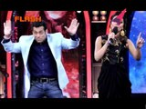 Salman Khan caught in action with a background dancer on Bigg Boss 9 Show