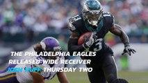 Philadelphia Eagles release receiver Josh Huff