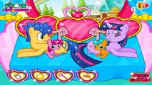 Twilight Sparkle Gave Birth Twins - Best Games for Kids