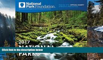 Big Deals  2017 National Park Foundation Wall Calendar  Best Seller Books Most Wanted