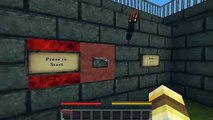 Escape from Zanzer Tems Dungeon (Part 1 of 2) The Impossible Door (Minecraft Adventure Map)