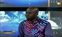 Senegal ça kanam - Tounkara qui tente de corriger le jeune marabout