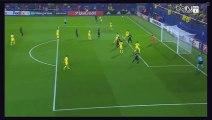 Pierre Webo Goal HD -  Villarreal 0-1 Osmanlispor 03.11.2016