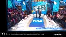TPMP: Matthieu Delormeau et Enora Malagré touchent les fesses d'une invitée, la danse sexy (Vidéo)