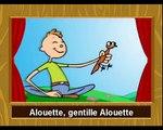 Alouette gentille alouette --- Chansons enfantines