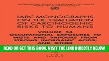 [FREE] EBOOK Occupational Exposures to Mists and Vapours from Strong Inorganic Acids and Other