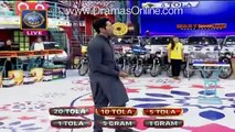 Jeeto Pakistan - Fahad Mustafa Fights With Waseem Badami in a Live Show