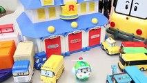 Tayo the Little Bus C타요 세차장 장난감 Tayo The Little Bus Car Wash Toys xe Ô tô đồ chơi