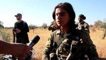 Rebeldes sirios retoman ofensiva en Alepo en víspera de tregua