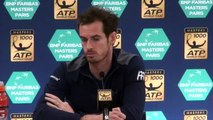 ATP - BNPPM 2016 - Andy Murray s'exprime sur Gilles Simon et Tomas Berdych