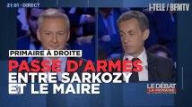 """Sarkozy à Le Maire: """"Commence d'abord par essayer d'être élu"""""""