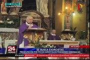 Preocupación en el Vaticano por falta de sacerdotes que realizan exorcismos