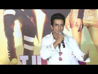 Tutak Tutak Tutiya Trailer Launch - Prabhudeva, Sonu Sood and Tamanaah Bhatia