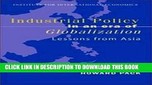 [PDF] Industrial Policy in an Era of Globalization: Lessons from Asia (Policy Analyses in