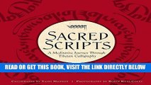 [FREE] EBOOK Sacred Scripts: A Meditative Journey Through Tibetan Calligraphy ONLINE COLLECTION